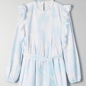Wilfred Elia Dress Tie dye Blue